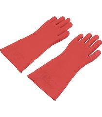 aislamiento eléctrico de alta tensión de 12kv los guantes aislantes pa