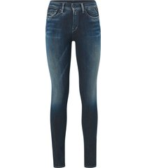 jeans luz high waist hyperflex