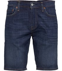 502 taper shorts 10 rainshower jeansshorts denimshorts blå levi´s men
