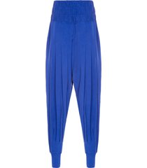 calça feminina inseto - azul