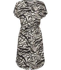 dress-light woven kort klänning multi/mönstrad brandtex