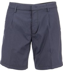 dondup fergus - cotton blend shorts