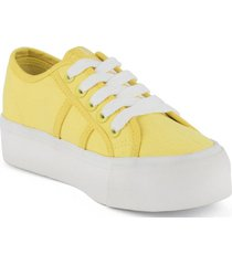 zapatilla ares amarillo north star
