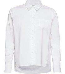 adéle shirt långärmad skjorta vit morris lady