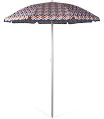 oniva by picnic time vibe 5.5 ft. portable beach umbrella