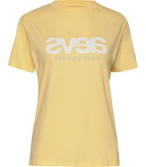 everyday tee t-shirts & tops short-sleeved gul svea