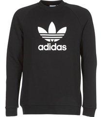 sweater adidas trefoil crew