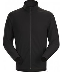 arc'teryx vest men delta lt jacket black-l