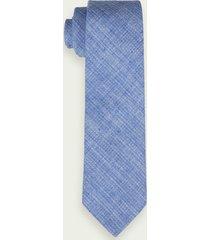 scotch & soda cotton-linen blend tie