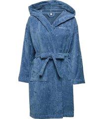 vacay robe morgonrock badrock blå gant