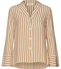 london shirt blouse lange mouwen oranje elle style awards collection 2019