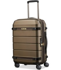 "hartmann century 21"" hardside expandable carry-on spinner suitcase"