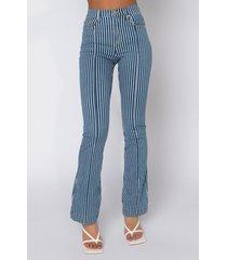 akira daphne high waisted flare jeans