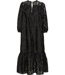darcya maxiklänning festklänning svart by malene birger