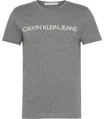 camiseta core insttutional lgo slim tee calvin klein