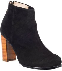 botin formal para dama san polos at-132 negro
