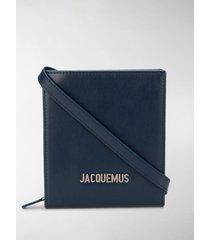 jacquemus gadjo strapped wallet