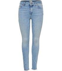blush mid. skinny jeans