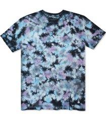 kangol men's tie-dye t-shirt