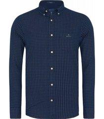 d1. window pane shirt