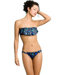 bikini  azul queen of sheba delfi
