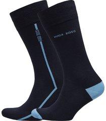 2p rs logo stripe cc underwear socks regular socks blå boss