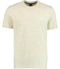 hugo boss t-shirt temew beige rf 50448107/272