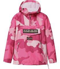 jacket druk van het regenwoud