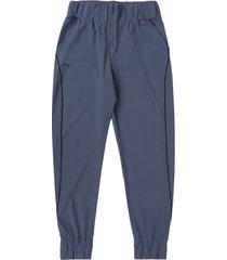 pantalón azul under armour unstoppable storm woven