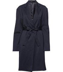 amie jacket zomerjas dunne jas blauw filippa k
