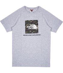 raglan redbox tee t-shirt