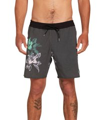 men's volcom migration swim trunks