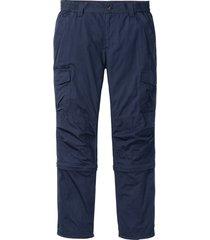pantaloni modulabili con cinta comoda (blu) - bpc bonprix collection