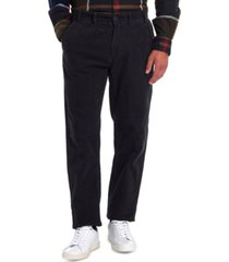 barbour men's neuston regular-fit stretch corduroy pants