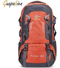 mochila/ senderismo al aire libre escalada-naranja