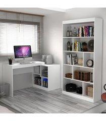 escritório completo 25864 branco tx - hecol