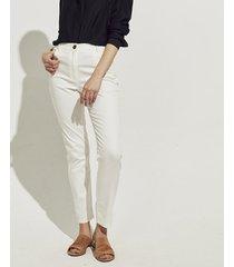 pantalón blanco portsaid gabaedina margaret