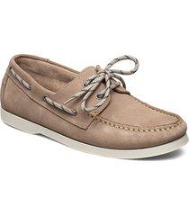 maboat båtskor skor brun matinique