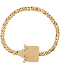 1017 alyx 9sm buckled chain necklace - gold