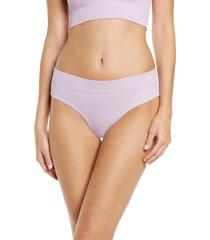 women's honeydew intimates bailey hipster panties, size x-large - pink