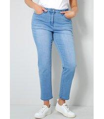 jeans janet & joyce blue stone