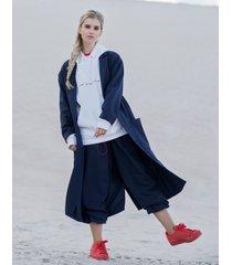 spodnie dark blue flou joggers