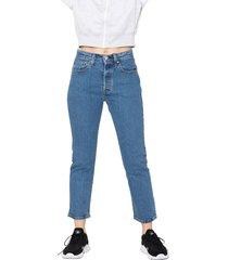 501 originele bijgesneden jeans