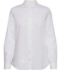 frzaoxford 1 shirt overhemd met lange mouwen wit fransa