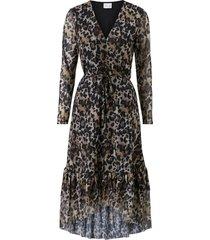 klänning vimemis l/s wrap dress