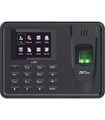 reloj biometrico lector huella control de asistencia