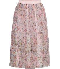 balett knälång kjol rosa ted baker