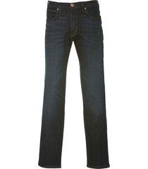 wrangler jeans arizona - regular fit - blauw