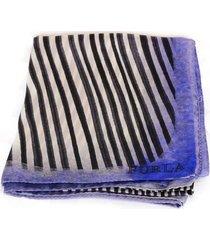 foulard furla diamante 725790 onyx+panna