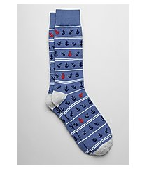 jos. a. bank anchor socks, 1-pair